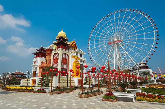 Sun World Da Nang Wonders